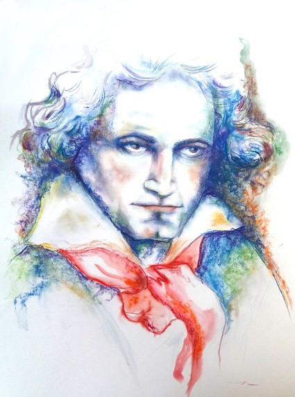 BEETHOVEN CLEAR PIC